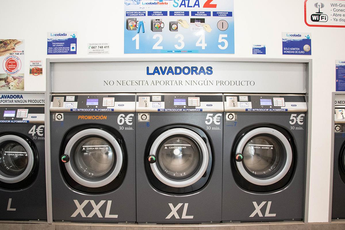 Lavadoras XL y XXL
