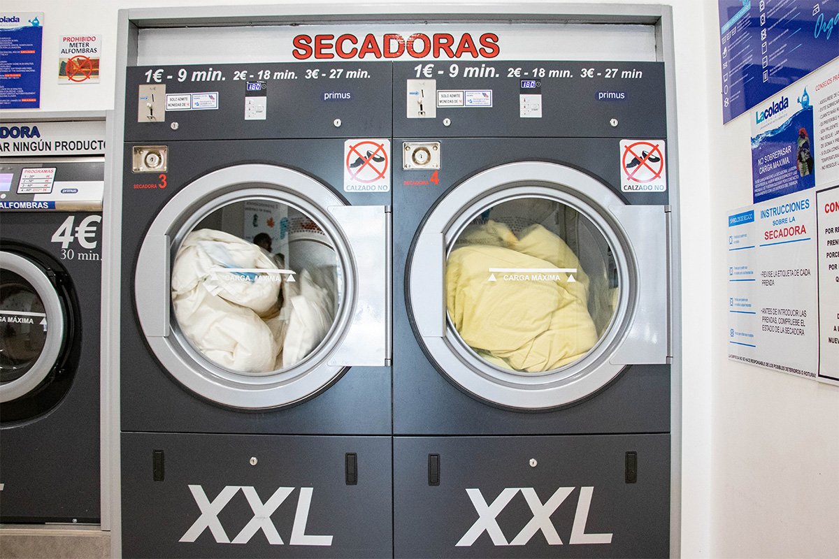 Secadoras XXL